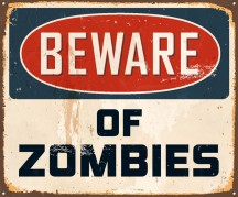 Five Zombie Books to Feed Your Undead Obsession