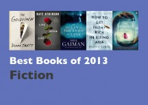 Alibris Picks: Best Books of 2013 (Fiction)