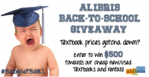 Win $500 Towards a Semester of Textbooks!