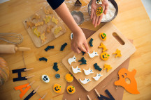 Books for Halloween Party Planning
