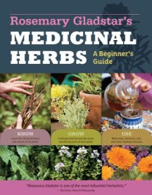 Rosemary Gladstar's Medicinal Herbs book cover