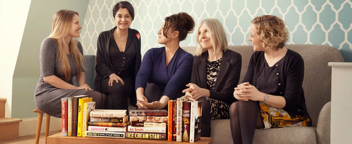 Bailey's Women's Prize for Fiction BWPfF 2015