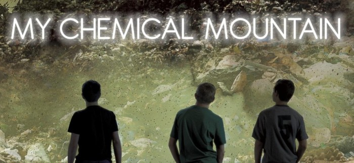 image from the cover of My Chemical Mountain