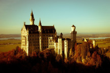 Neuschwanstein Castle. Image by Endrjuch