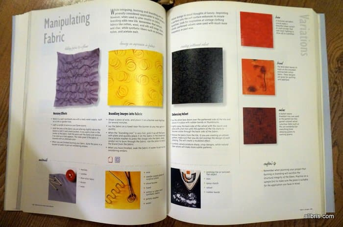 interior layout of Decorative Crafts Sourcebook