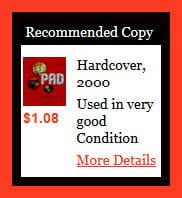 Best price and condition for Pad the Guide to Ultra-Living decorating book