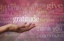 A Season of Gratitude