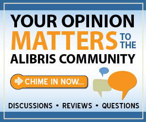 Your Opinion Matters to the Alibris Community