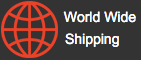 world wide shipping information